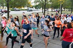 Hundreds of lawyer, judges and other members of Chicago's legal communities took to the streets for the 23rd annual Race Judicata 5K Run/Walk benefiting the Chicago Volunteer Legal Services Foundation. For photos and results of the 2017 race, visit cvls.org/judicata.