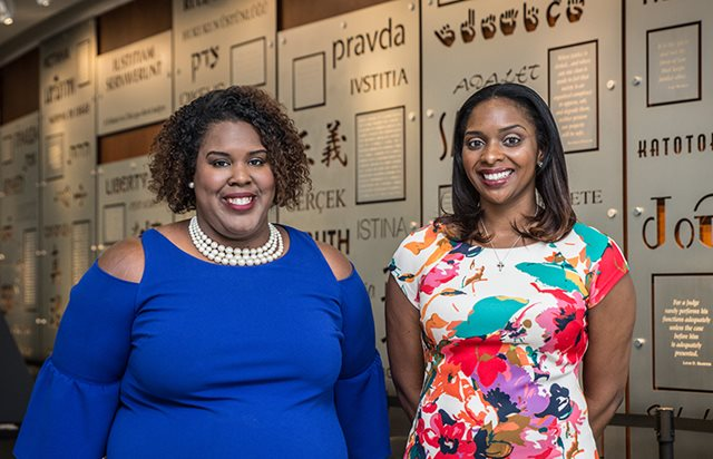 The Diverse Attorney Pipeline Program seeks to help women of color from law school to partnership - Photo by Rena Naltsas