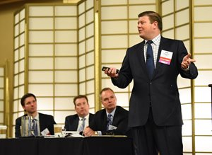 "Bradley Cosgrove, partner at Clifford Law Offices, spoke on ""Dealing with Defense Experts"" at the Illinois Trial Lawyers Association annual Update and Review Seminar on Oct. 20 at the Westin Chicago River North Hotel."