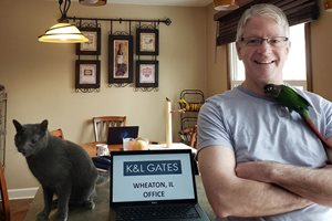 K&L Gates partner Cliff Histed launches his virtual practice with some new colleagues.