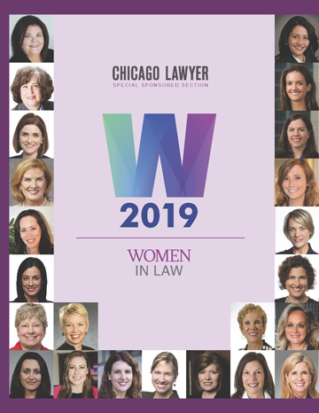 Women in Law July 2019 cover